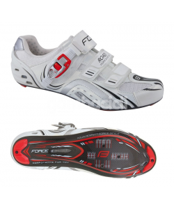 FORCE ZAPATILLAS CARBON RACE WHITE