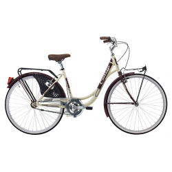 BICICLETA PASEO CINZIA LIBERTY LADY SINGLE 2018