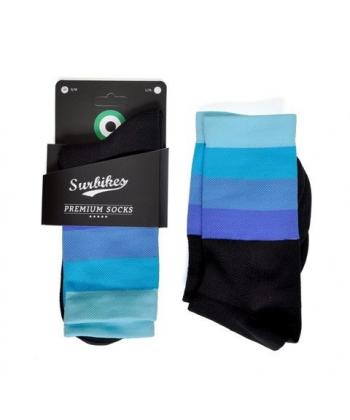 "Surbikes Premium Socks ""Cielo"""