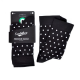 "SURBIKES PREMIUM SOCKS "" DOT & NIGHT"""