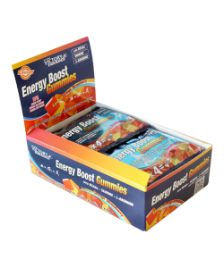 ENERGY BOOST GUMMIES VICTORY ENDURANCE CAJA