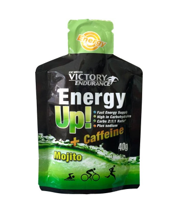 ENERGY UP CAFEINA VICTORY ENDURANCE INDIVIDUAL