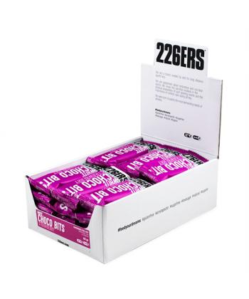ENDURANCE FUEL BARS CHOCO BITS 226ERS CAJA