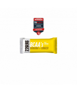 ENDURANCE FUEL BAR BCAAs 226ERS CAJA