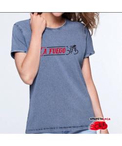 Camisetan GL A fuego